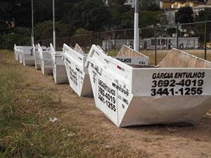 Aluguel de Caçamba Lapa