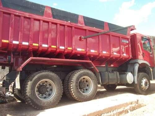 Locação de caminhão basculante