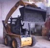 Mini carregadeira para locação