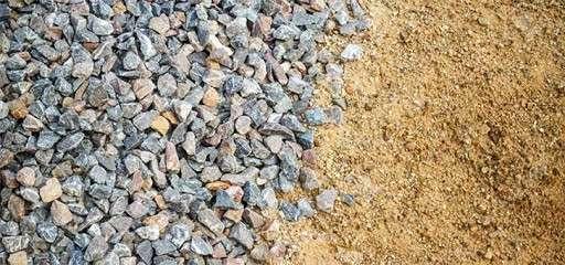 Pedra para construção