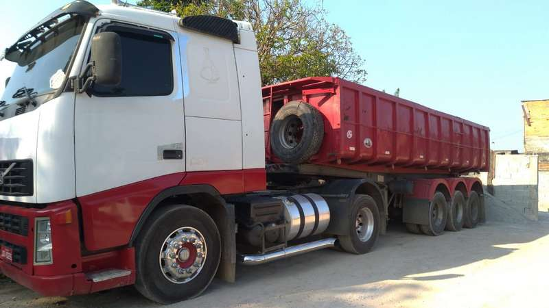 Preço caminhão de areia